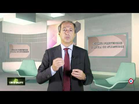 Prof. Piretta – Come prevenire i malanni stagionali